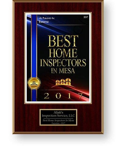 Best Home Inspectors in Mesa